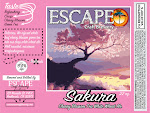 Escape Sakura Cherry Blossom Green Tea Ale