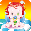 Babysitter - Amazing Baby Caring Game For Kids icon