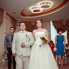 Wedding photographer Elvira Demekhina (Demehina). Photo of 27.04.2015