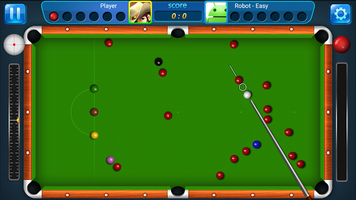 Snooker  captures d'écran 2