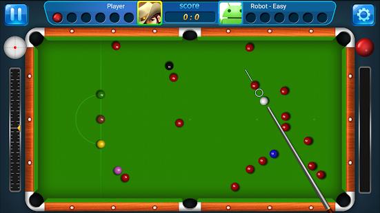 Snooker - náhled