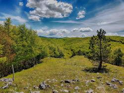 nuvole sui monti Lucretili