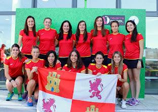Photo: Selección #pádel Castilla León