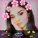 Sweet Snap Live Filter - Snap Cat Face Camera icon