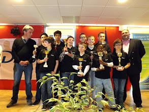 Photo: Mulhouse, vice-champion de France des Clubs Jeunes 2015