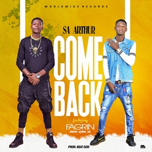Cover Art for song COME BACK