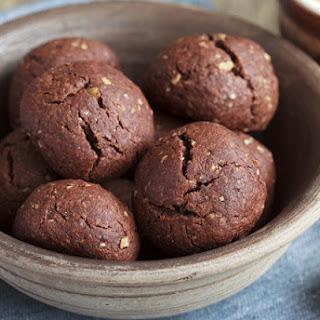 Sugar Free Chocolate Walnut Cups