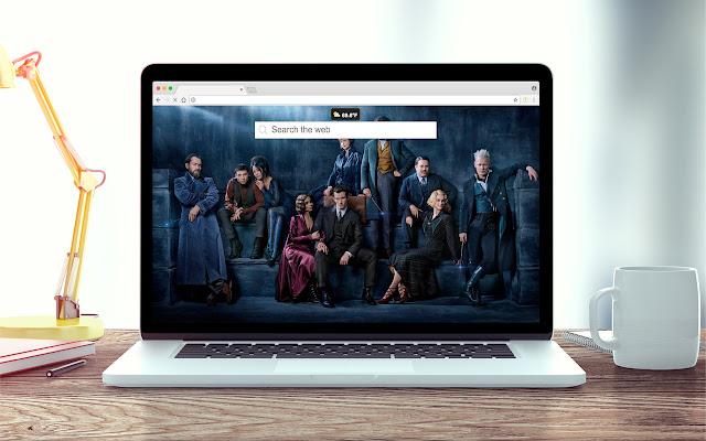 Fantastic Beasts: Crimes of Grindelwald Tab