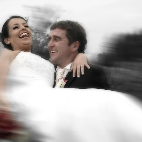 Wedding photographer Patrick O
