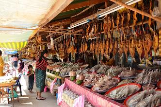 Photo: แวะตลาดปลา..แห้ง