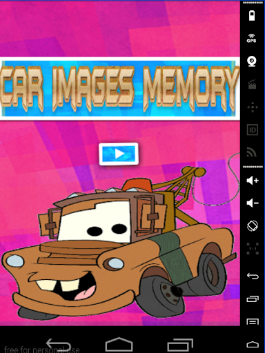 Car Images - Memory Game