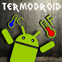 Termodroid-mobile thermometer icon