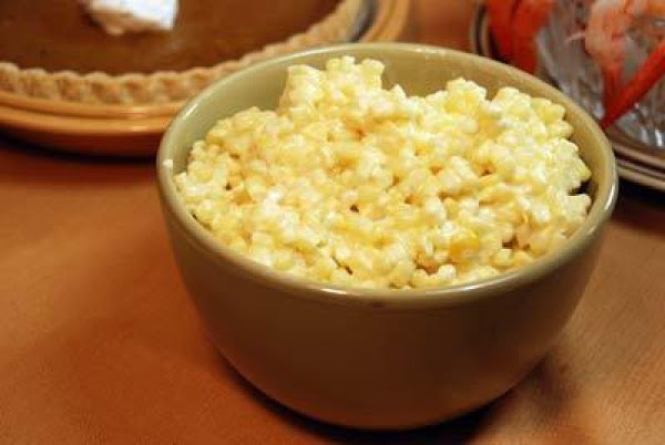 Cream Cheese Style Corn Recipe