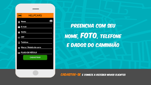 Guincho app para Socorristas screenshot 4