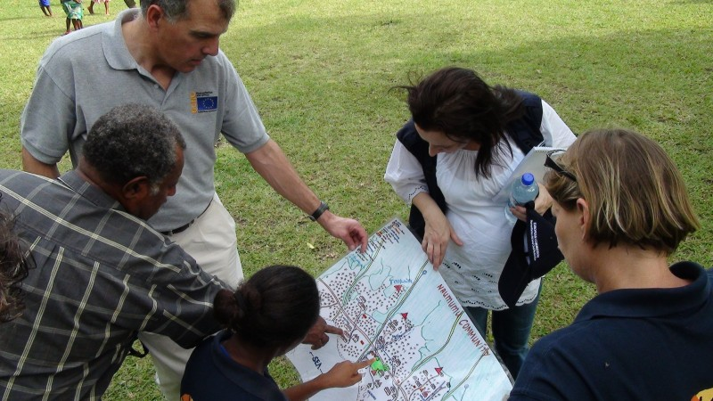 Q&A: More than just the 'map guy' — advancing geospatial knowledge in Vanuatu
