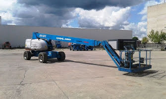 Picture of a JLG 860SJ