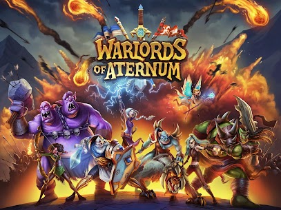 Warlords Of Aternum Mod Apk 1.16.0  (Unlimited Lives/Damage) 6