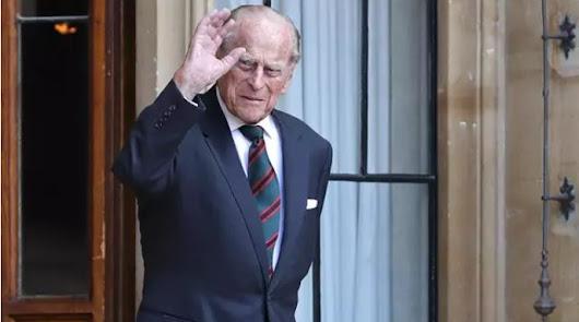 El príncipe Felipe, duque de Edimburgo. Imagen de archivo (Adrian Dennis)