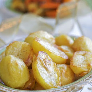 Seasoned Roast Potatoes