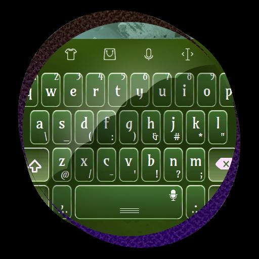 緑 TouchPal テーマ 個人化 LOGO-玩APPs