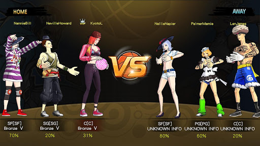 Basketball Hero-Freestyle 2 mobile 3on3 MOBA 1.2.1 screenshots 6