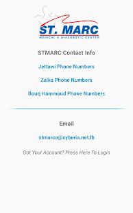 StMarcLab - náhled