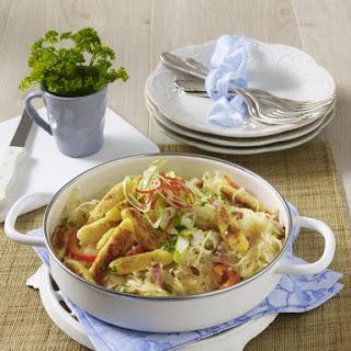 Potato Dumplings with Sauerkraut Recipe
