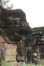Photo: Year 2 Day 44 -  The Elephant Terrace of Angkor Thom #2
