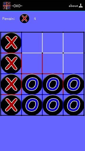 玩免費棋類遊戲APP|下載Game Sekolah: OXO app不用錢|硬是要APP