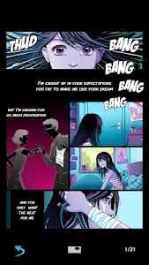 Anna Blue - Comic Reader screenshot 1