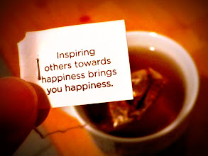 Photo: Inspiring others towards happiness, brings you happiness.