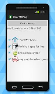скачать на андроид очиститель памяти
