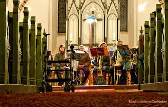 Photo: Musik in schönen Dorfkirchen