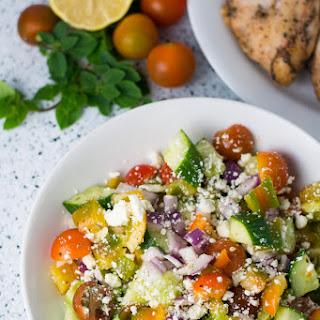 Greek Salad Feta Cheese Recipes