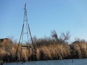 Photo: Taylor Lake tower. (D Miller)
