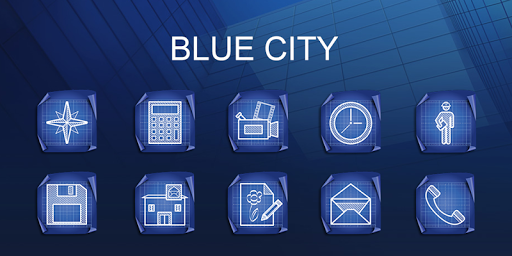 Blue City-Solo Theme