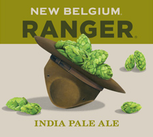 Logo of New Belgium Ranger IPA