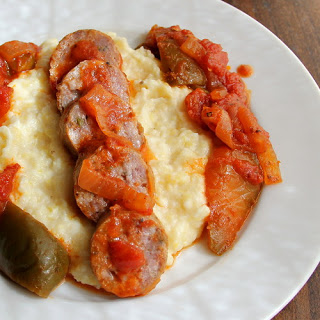 Italian Sausage with Peppers