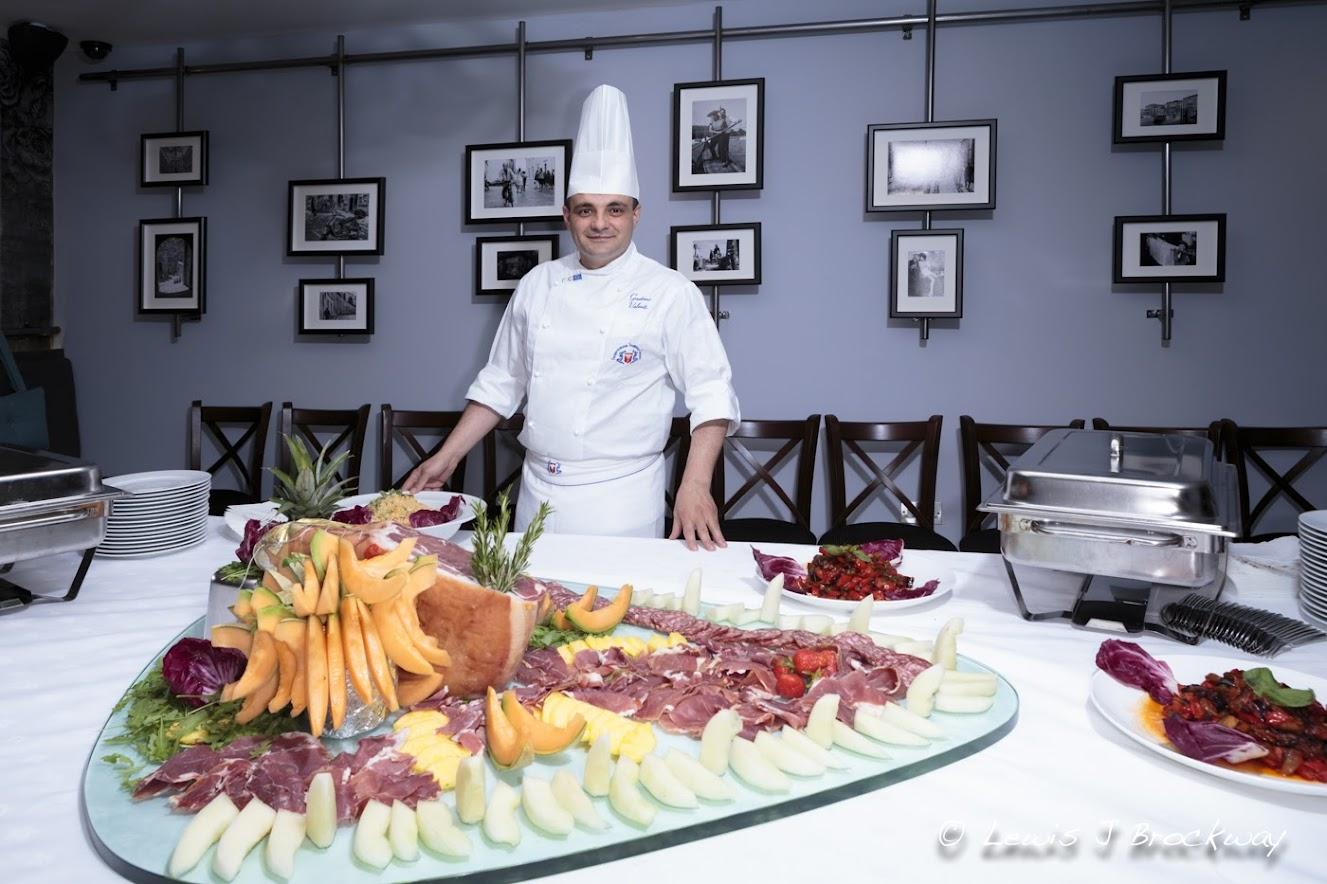 Photos opening Montalbano Italian Restaurant Tenterden