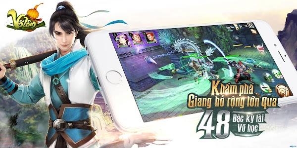 Hack Game Võ Lâm VTC Cho Android