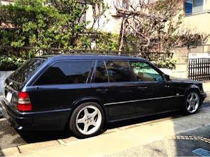 Eクラス ステーションワゴン W124 '95 E320T LTDのカスタム事例画像 oti124さんの2020年01月24日16:25の投稿