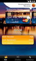 Screenshot of Häradssparbanken Mönsterås
