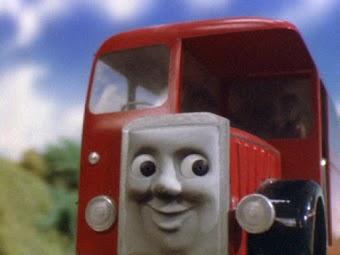 Thomas and Bertie