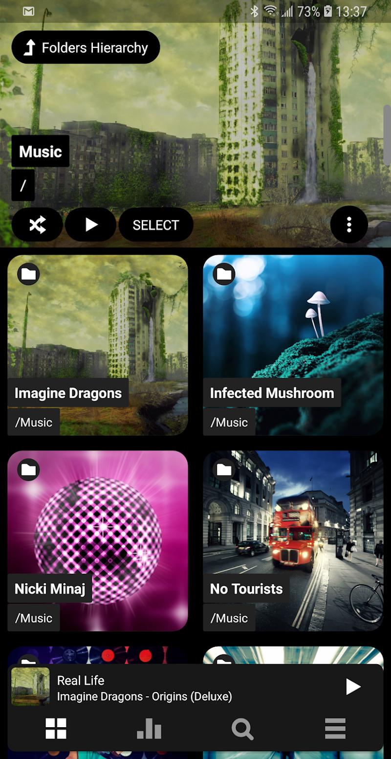 Poweramp Music Player (Trial) APK Cracked Free Download