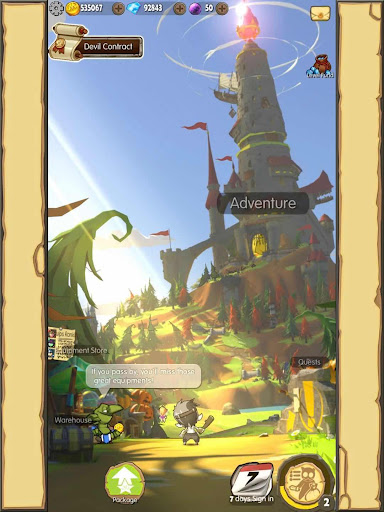 iMonster Classic - Hero Adventure apktram screenshots 23