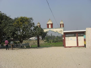 Photo: Another view of the Baradi Dham complex