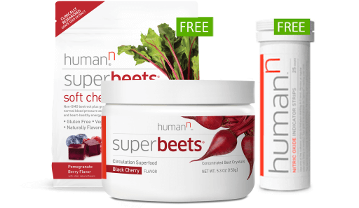 SuperBeets and Strips