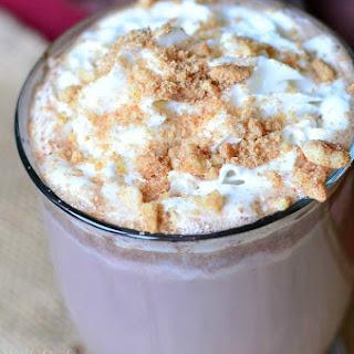 Light Gingerbread Hot Chocolate
