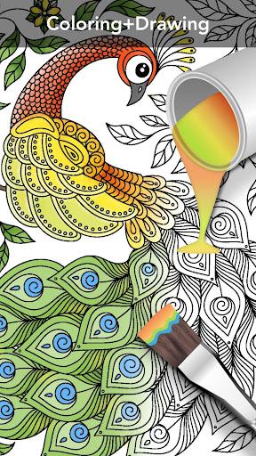 Garden Coloring Book for PC