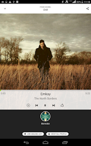 Earbits Music Discovery App screenshot 11